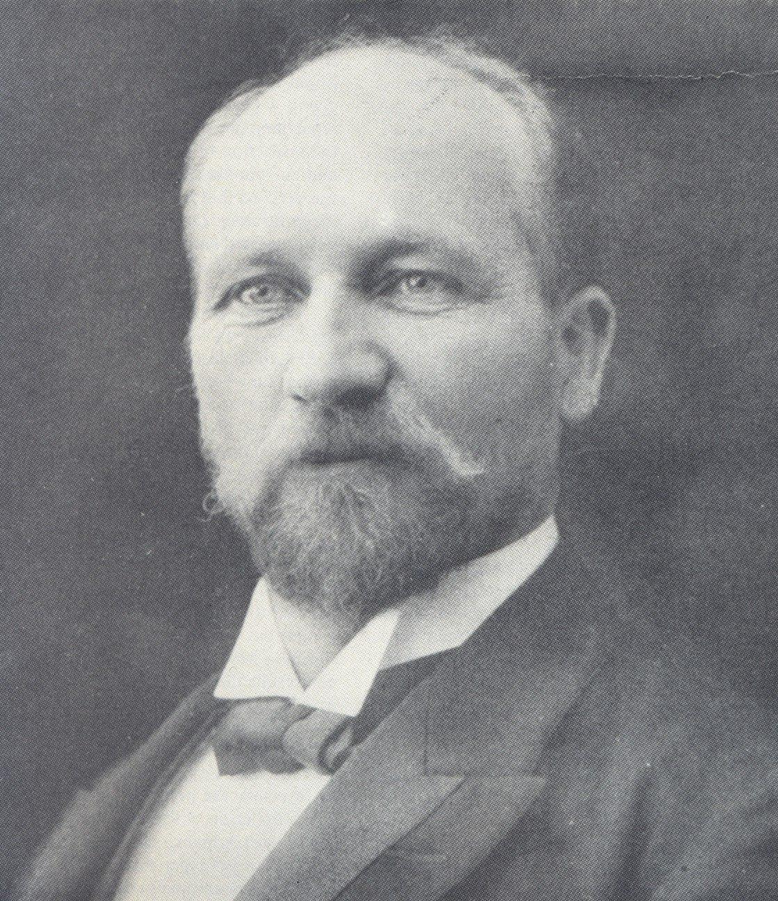Carl Anton Larsen 1860-1924