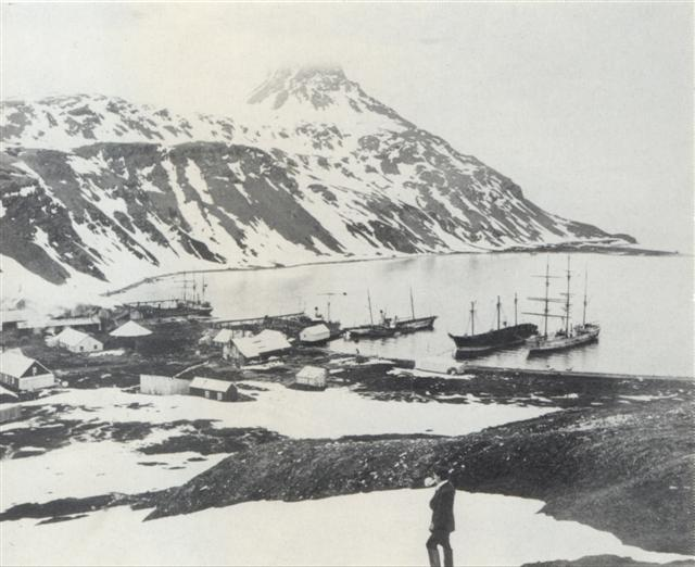 Grytviken en 1914